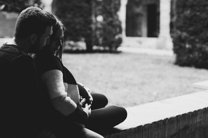 Viola and Mattia | Maternity session in Crema