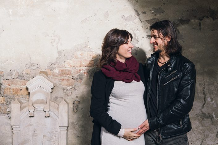 Eleonora and Daniele | Maternity session in Crema