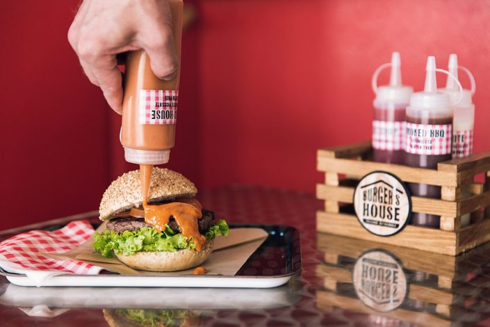 Burger House Crema