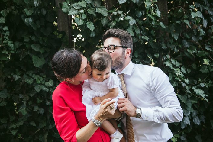 Sessione fotografica di familia a Crema