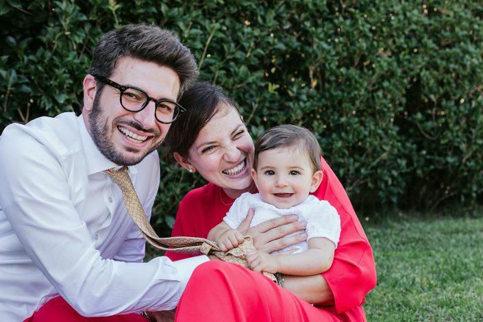 Giulia, Luca e Giorgia | Sessione di famiglia a Crema